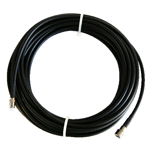 1 X 10 Mtr Low Loss LMR 200 Extension Cable (5mm)