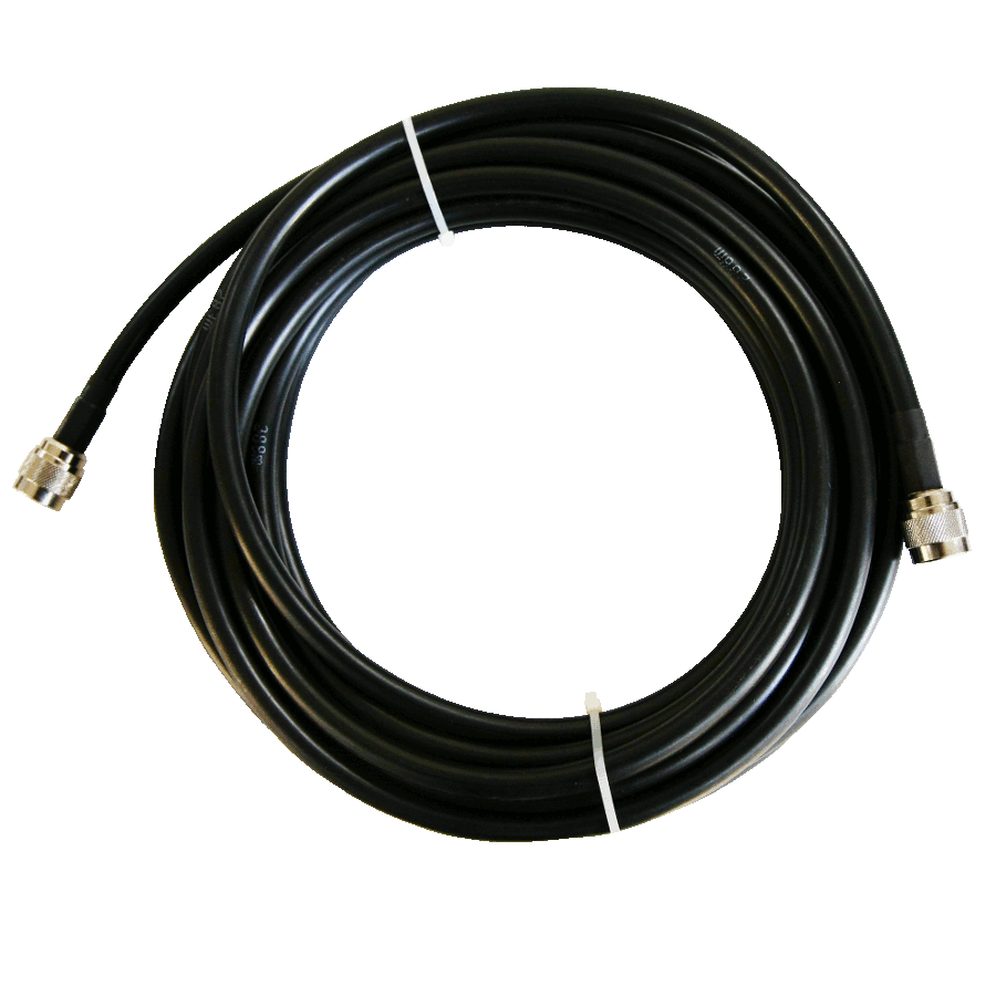 10 mtrs of LMR400 low loss cable that comes with the G Spotter 42 Element duel YAGI array Twin Peak Pro Plus antenna